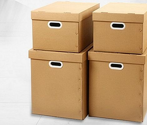Shanghai moving company, moving boxes when selected standard